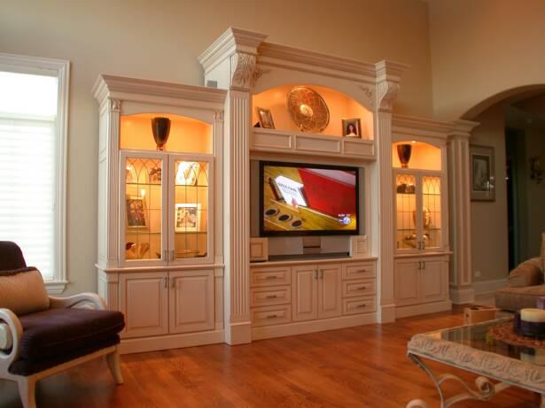 Roselle Custom Woodwork Home